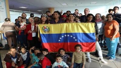 Más de 15.000 venezolanos repatriados con plan Vuelta a la Patria
