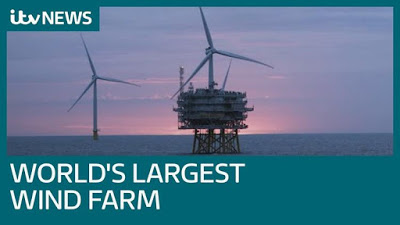 Scotland Renewables making enough Electricity to power Two Scotlands and other Wind Power Successes