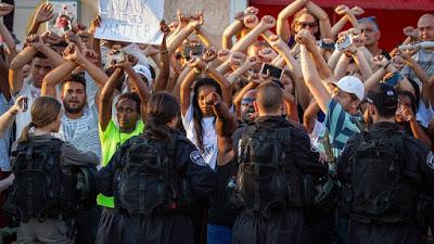 Gli etiopi hanno l'opportunità di essere solidali con i palestinesi