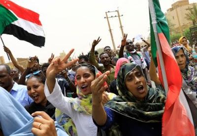 Al menos un muerto dejan protestas contra gobierno de Sudán