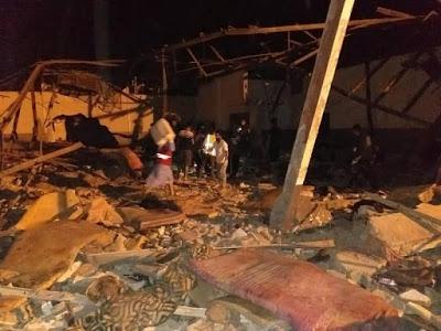 LIBIA. Raid aereo su un centro di detenzione, decine di migranti uccisi