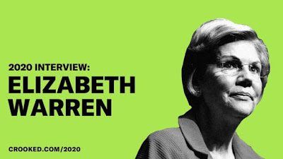 Where does Elizabeth Warren Stand on War and Peace?