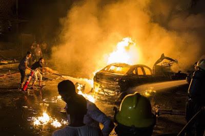 """""""Esplosione al Cairo causata da un'autobomba"""": la nota del ministero dell'Interno egiziano"""