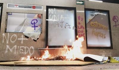 México es un país feminicida