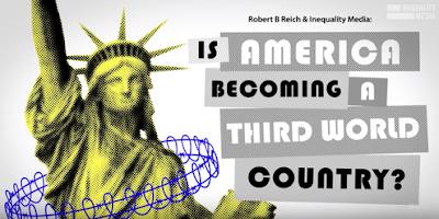 USA zeigen überraschende Merkmale eines Drittweltlandes