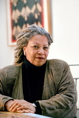 Toni Morrison, la Prof