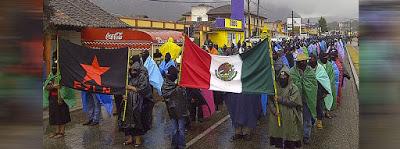 Mexiko: Zapatistas erklären Ausweitung der autonomen Gebiete
