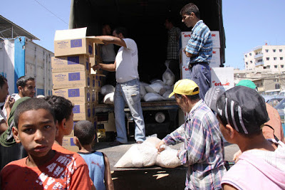 Fuga da Gaza, Israele la facilita