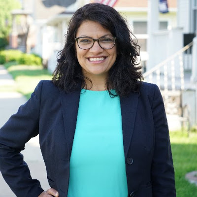 Tlaib refuses to 'bow down to oppressive & racist policies,' cancels Palestine trip over Israeli conditions