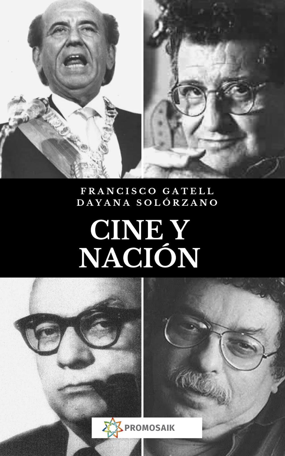 """Entrevista realizada por Abby García a Francisco Gatell, coautor junto a Dayana Solórzano del libro """"Cine y Nación: Creación de un modelo cultural en Venezuela entre 1960 y 1983""""."""
