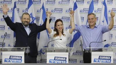 Elezioni Israele. La sinistra corre al centro