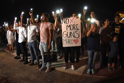 The El Paso shooting and the virality of evil