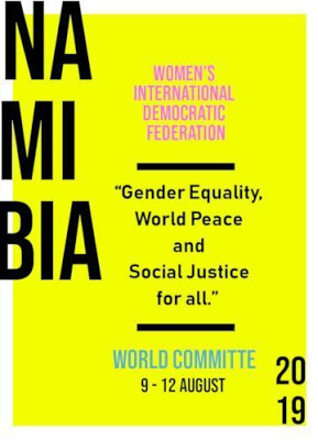 Women's International meets in Namibia, prepares for upcoming congress