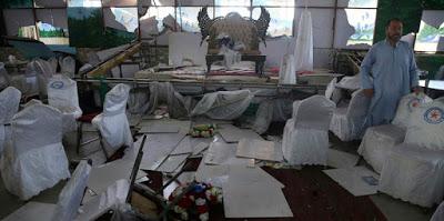 63 morti in un attentato a un matrimonio a Kabul