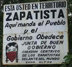 La troisième expansion des zapatistes