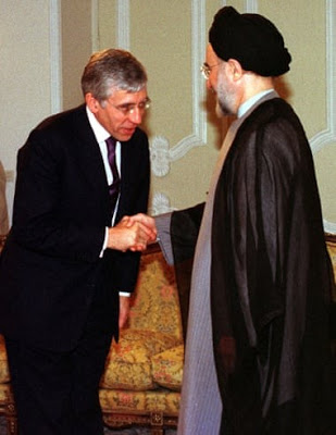 The English Job by Jack Straw review – portrait of Iran's fixation with Britain