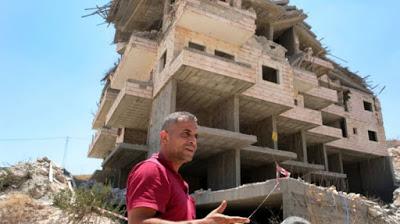 La démolition par Israël de 10 immeubles palestiniens de 70 logements à Jérusalem-Est : la sécurité, un argument bidon