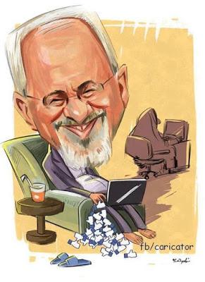 Javad Zarif, le Persan qui rend fou Trump