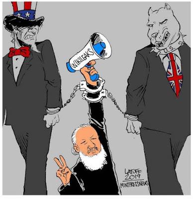 Demasking the torture of Julian Assange