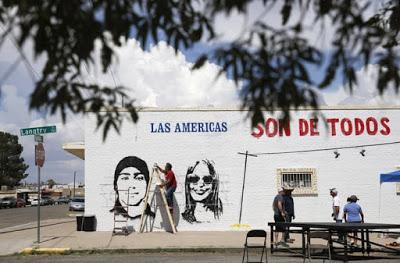 'It feels like being hunted': Latinos across U.S. in fear after El Paso massacre