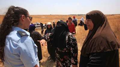 """Un tribunal israélien condamne des Bedouins à payer les frais d'éviction de leur village """"non reconnu"""""""