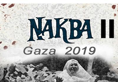 La Nakba II está aquí
