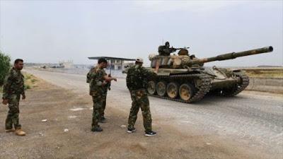 Ejército sirio recupera nuevas zonas de terroristas en Hama