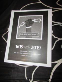 San Diego Commemorates Black August 2019