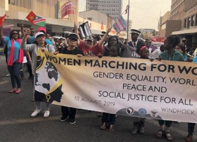 History of the Women's International