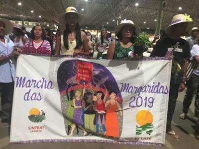 Brasile: la marcia delle donne indigene che guidano la resistenza