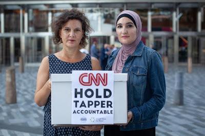 Jake Tapper's anti-Palestinian views face scrutiny
