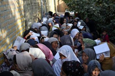 Afghanistan, un voto insanguinato per mascherare un fallimento