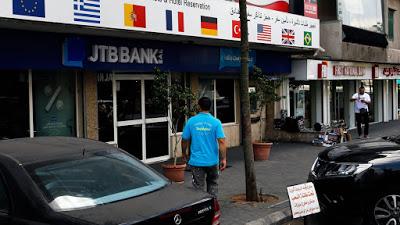 Trump Hits Lebanon Bank with His Favorite Econo-Political Battering Ram