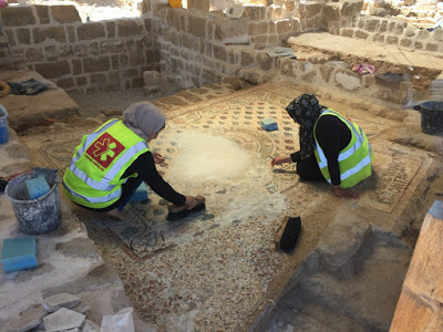 A Gaza, finalmente, si protegge il patrimonio archeologico