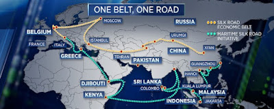 """China's """"new silk roads"""" threaten to destroy climate hopes"""