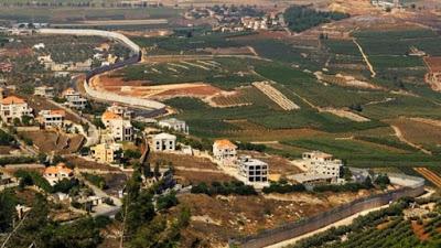 Des tanks et des touristes à la frontière Israël-Liban : une visite dans l'épicentre de la guerre qui n'a pas eu lieu