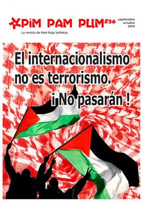 El internacionalismo, ¿es terrorismo?