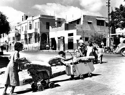 NAKBA OSCURATA. Il team segreto d'Israele che svuota gli archivi di Stato