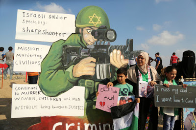 Israeli sniper gets community service over killing of Gaza boy