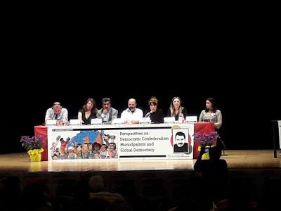 KURDISTAN. Asia, Europa e America Latina discutono del confederalismo democratico