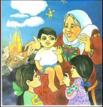 La méchante sorcière devient israélienne: histoires racontées aux enfants palestiniens avant de dormir