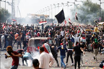 IRAQ. La repressione non ferma i giovani
