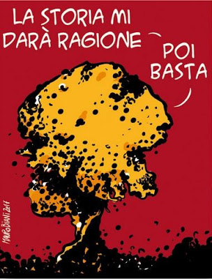 «La bombe atomique immorale et criminelle» : silence bipartisan en Italie sur les propos du pape au Japon