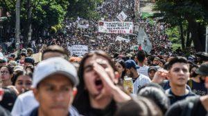 Riflessioni a caldo sullo sciopero nazionale in Colombia