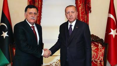LIBIA. Non si placa lo scontro Erdogan-Haftar