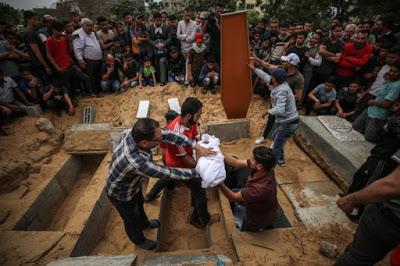 Un total de 149 Palestiniens tués par des tirs israéliens en 2019
