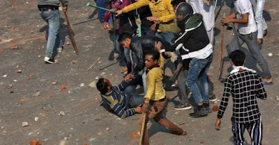 India: The BJP has wilfully let Delhi burn