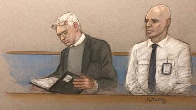 Revolt at the Woolwich Court: Julian Assange dared to speak!