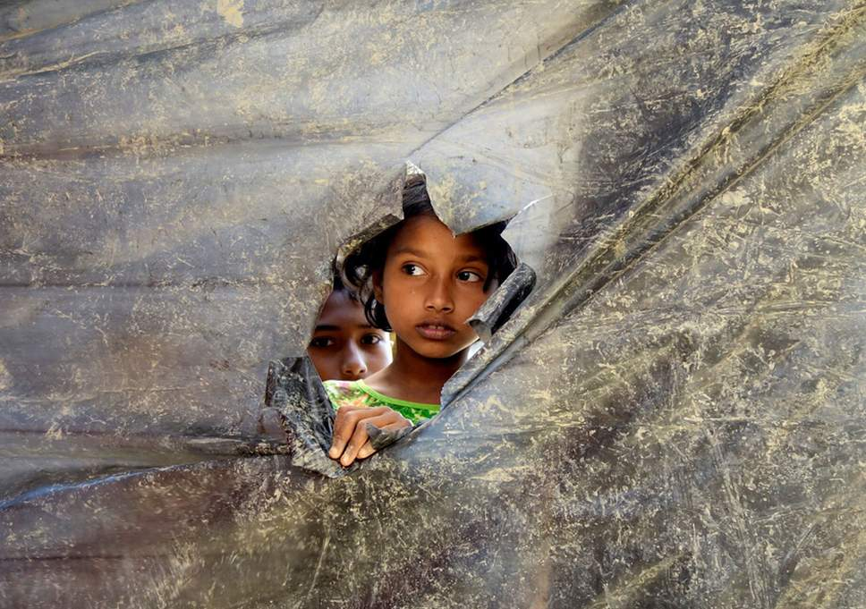 THE ROHINGYA AND THEIR FIGHT FOR EDUCATION