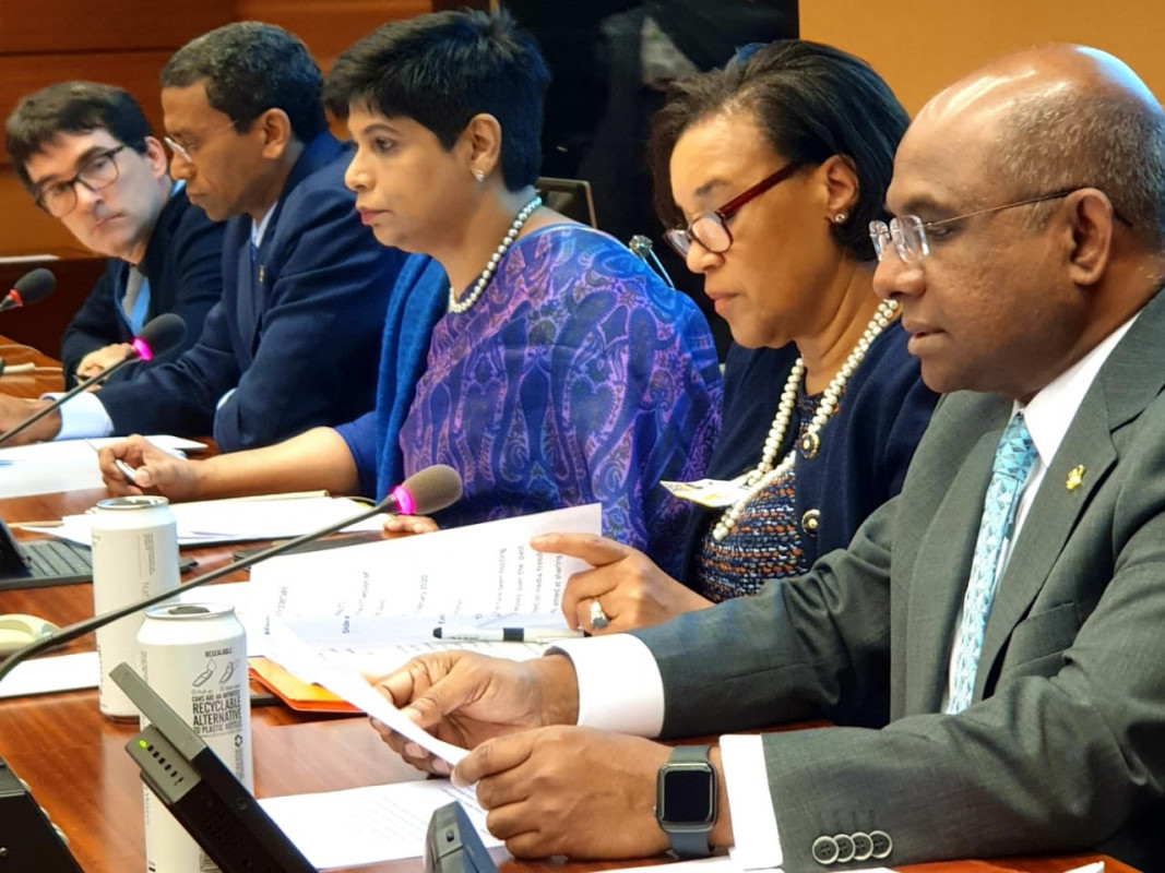 Maldives to file declaration of intervention in support of the Rohingya people, at the International Court of Justice